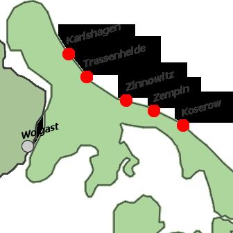 Insel Usedom Karte.Usedomtourist Ferienwohnungen
